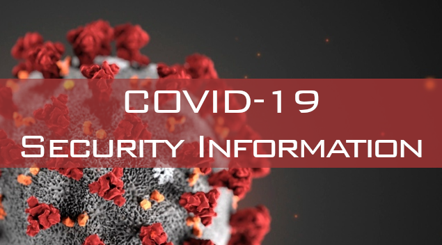COVID-19 Security Information